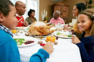 Click on the photo above for tips on a DASH-friendly Thanksgiving.