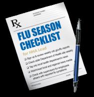 Flu Season Checklist